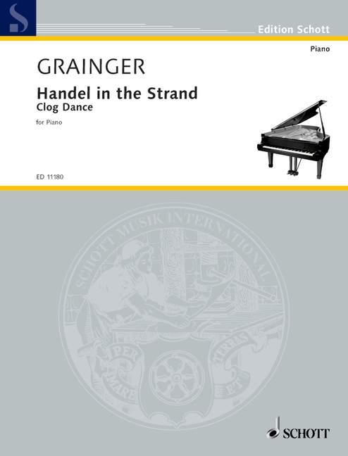 Handel in the Strand Grainger piano 9790220108594